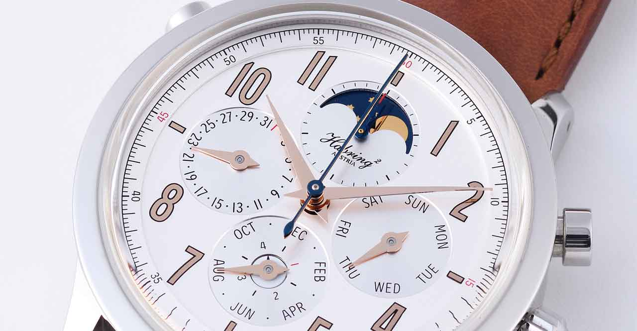 Armbanduhren-Felix-Perpetual
