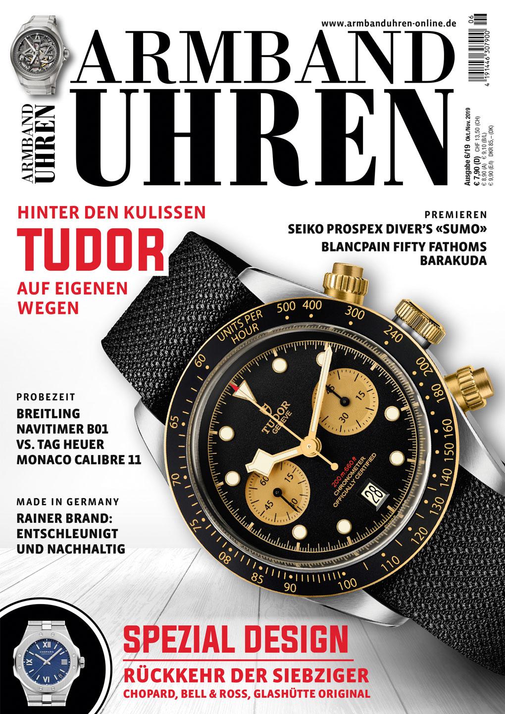 Armbanduhren_Cover_Ausgabe6_2019