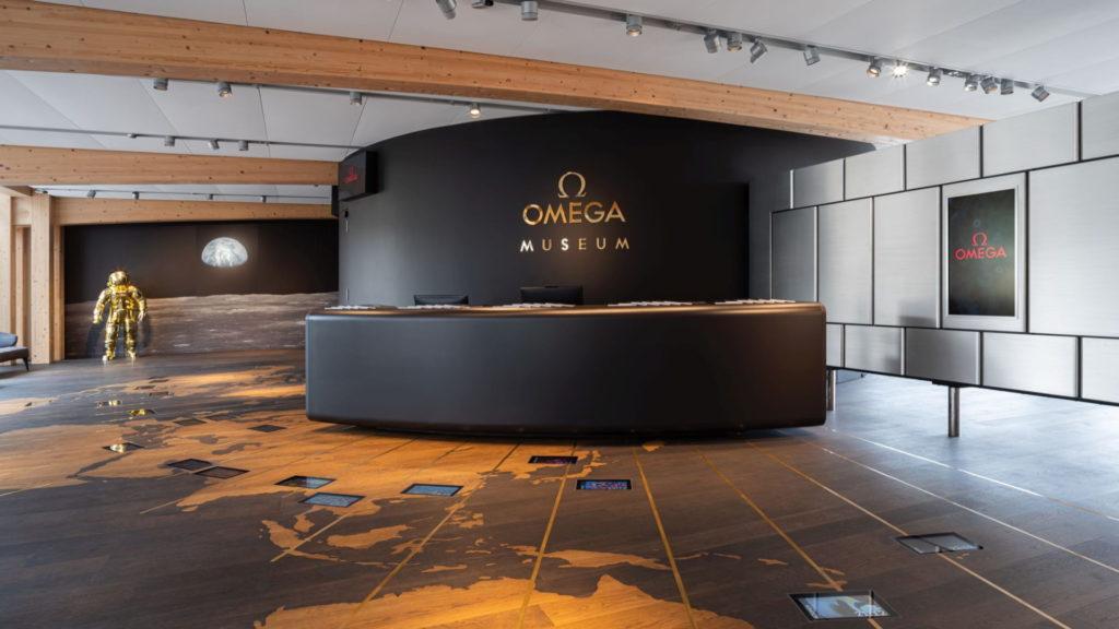 Omega Museum Biel