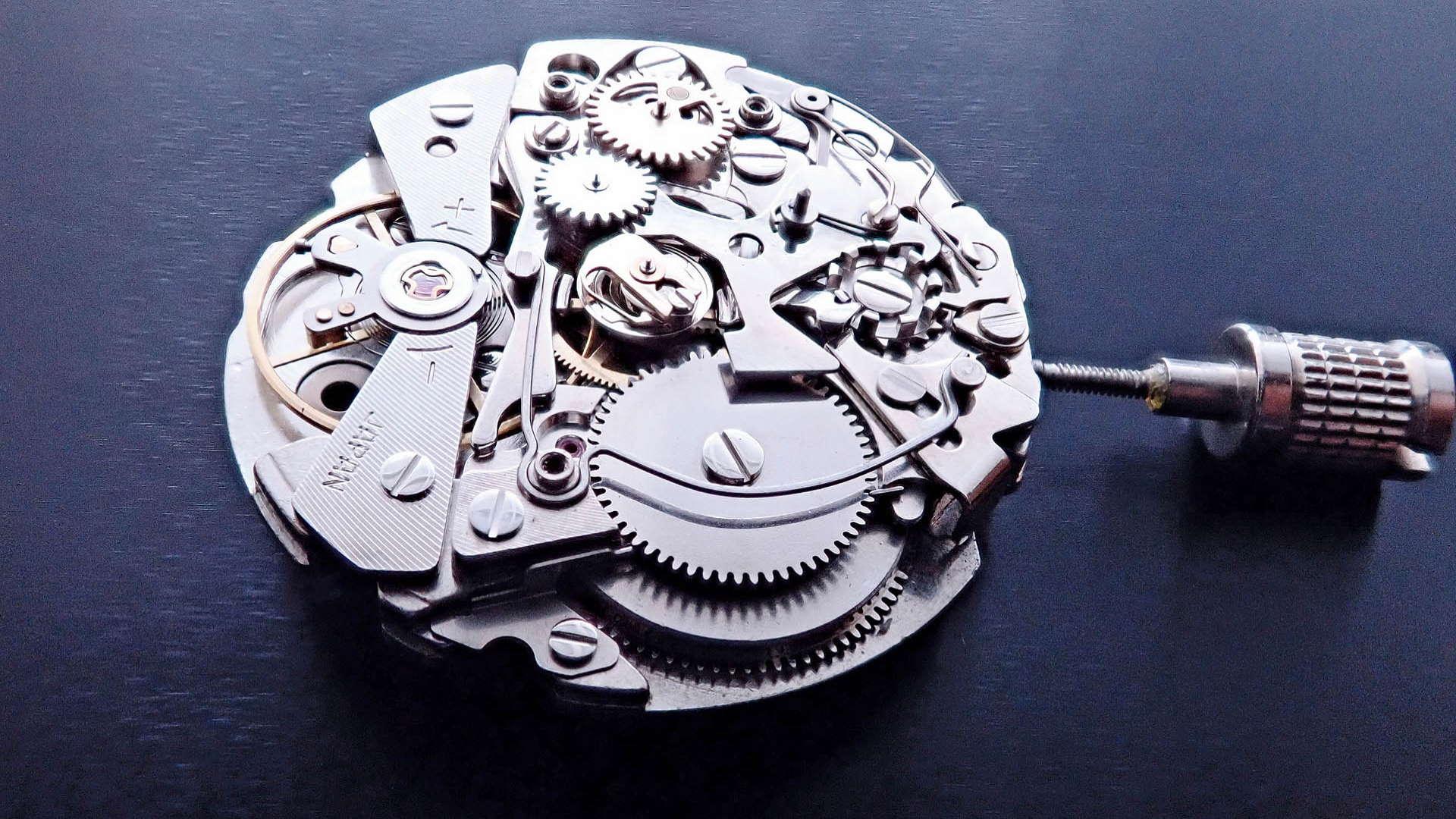 Seiko Automatik-Chronograph Kaliber 6139