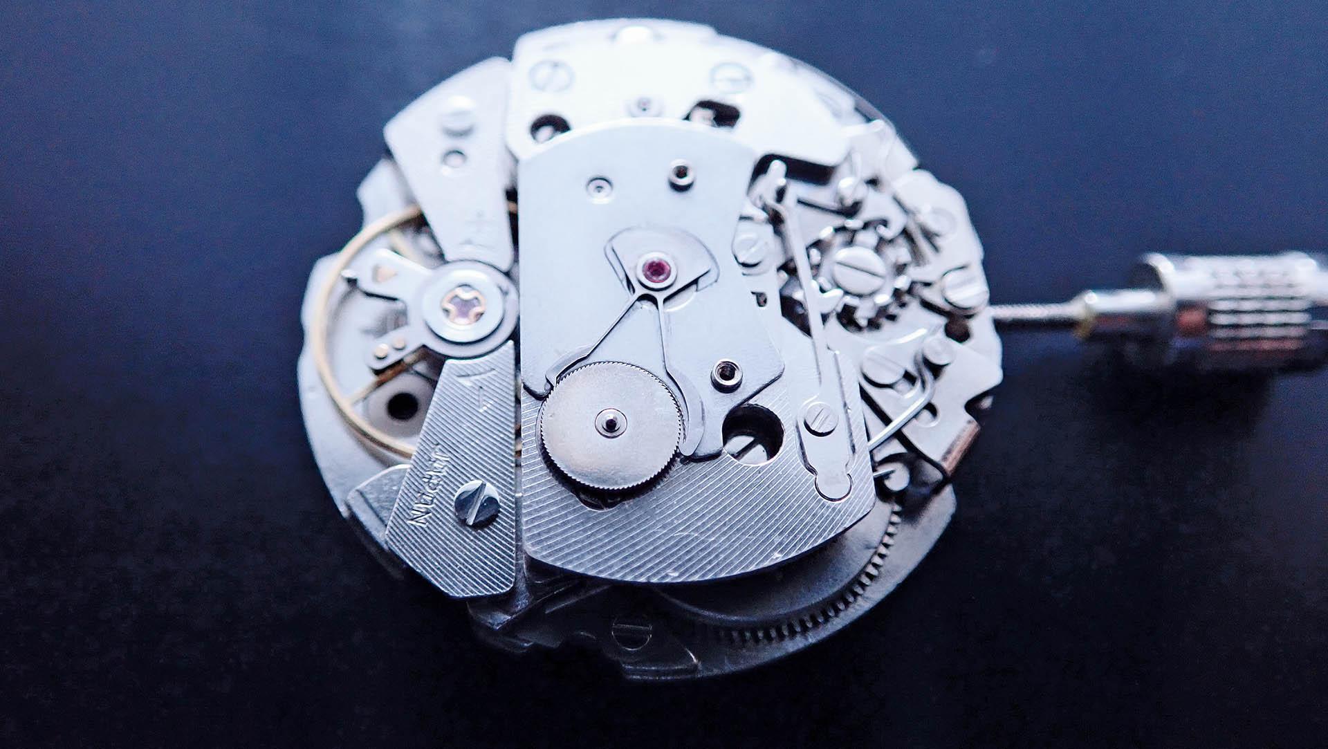 Seiko Automatik-Chronograph 6139