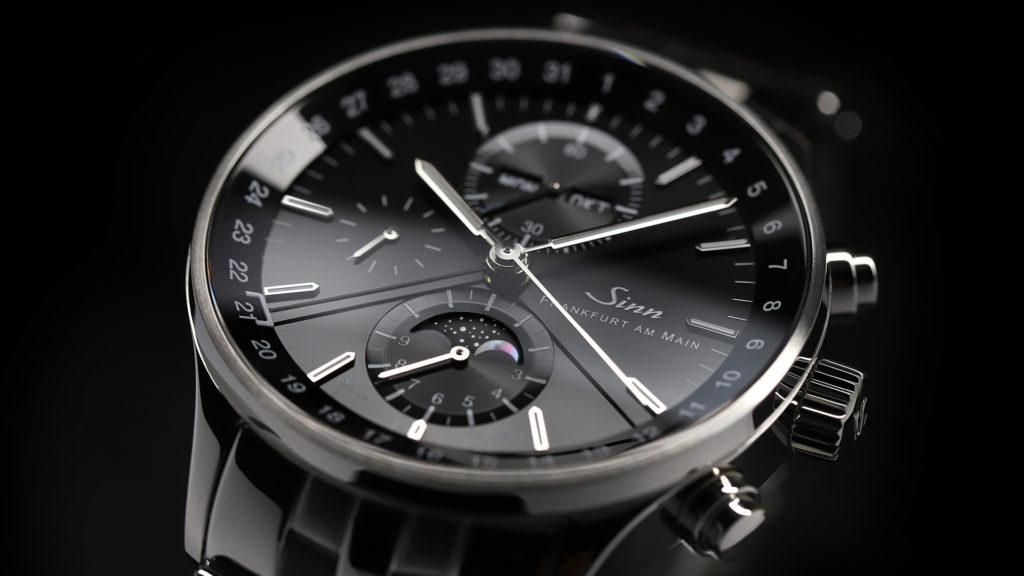 Armbanduhr Sinn Mondphase