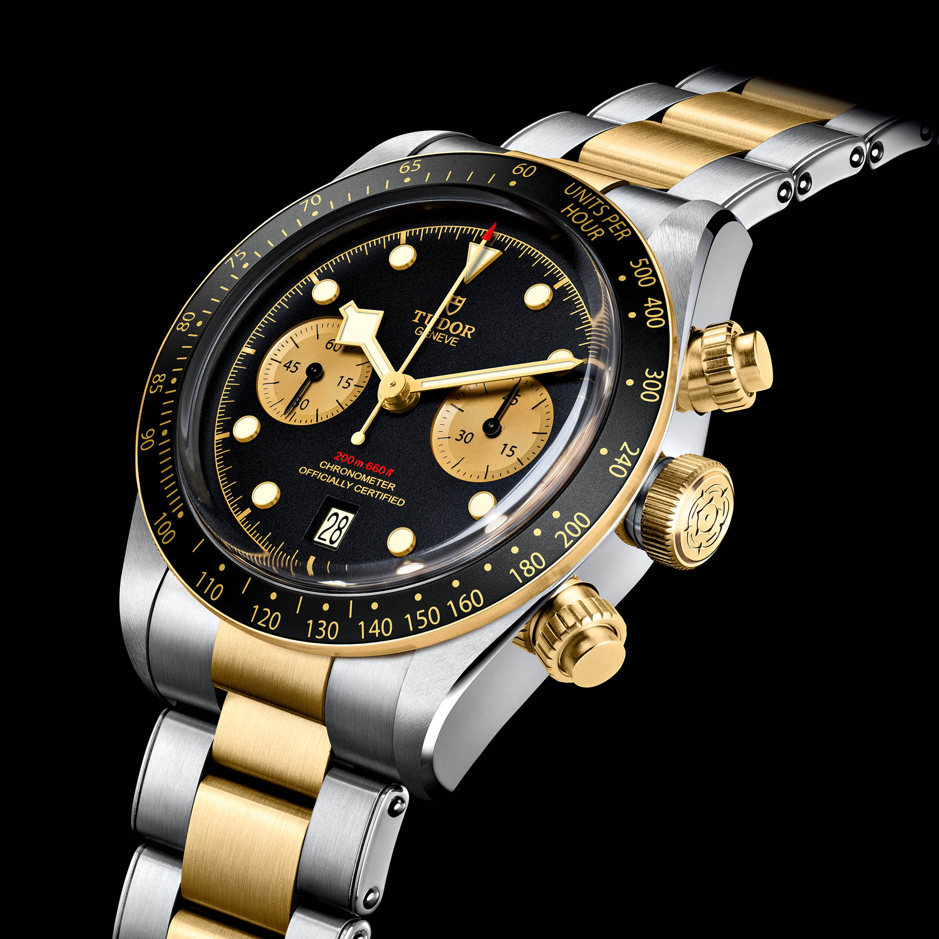 Tudor Black Bay Chrono