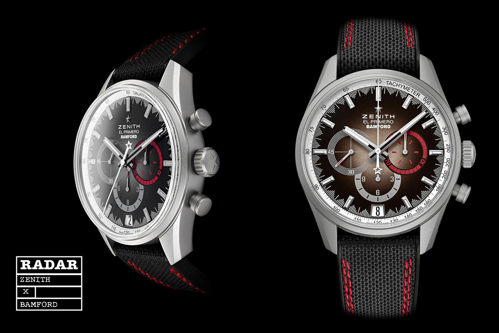 Armbanduhr Zenith Chronomaster