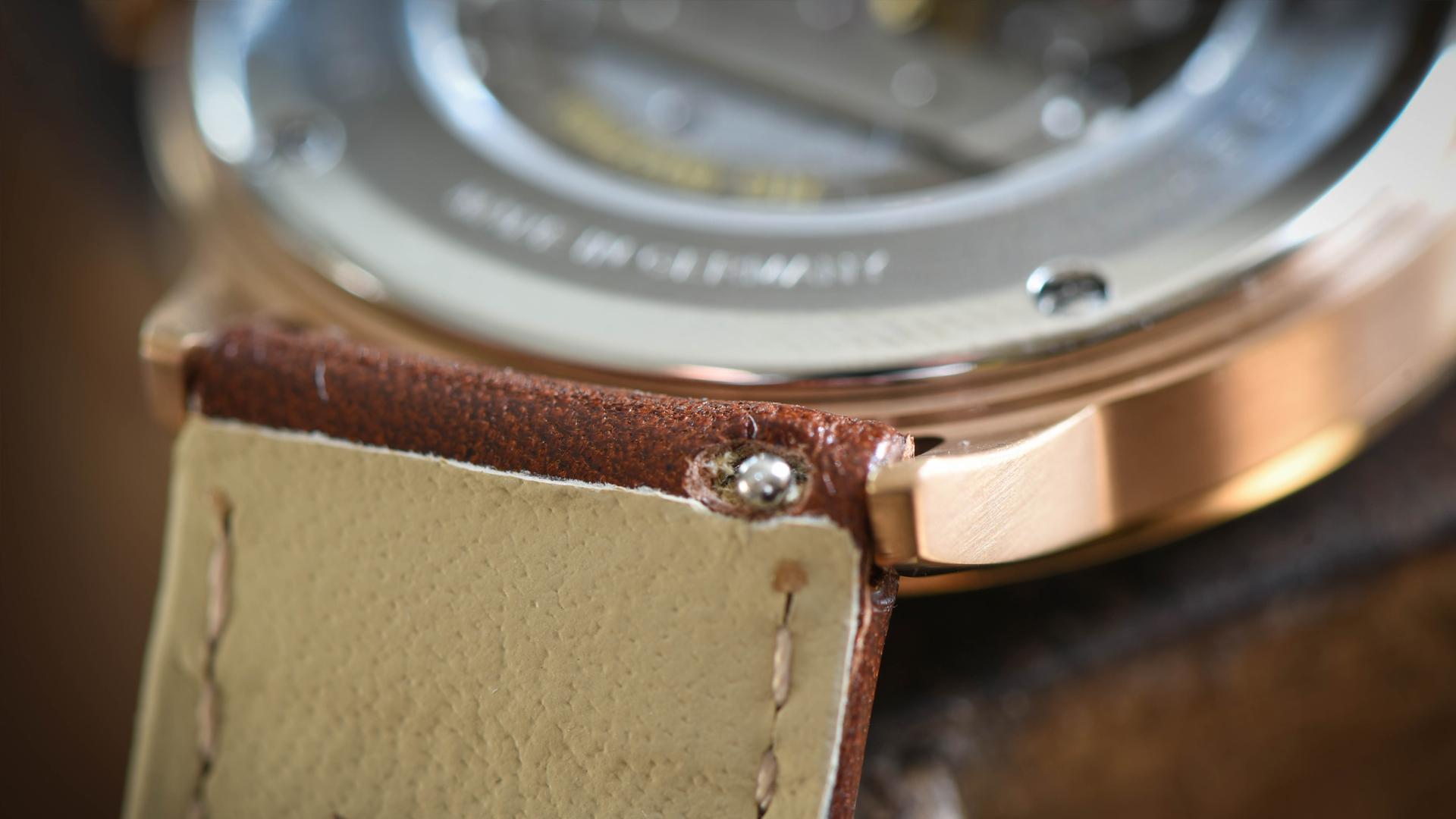 Uhr, Armband, Schnellwechsel