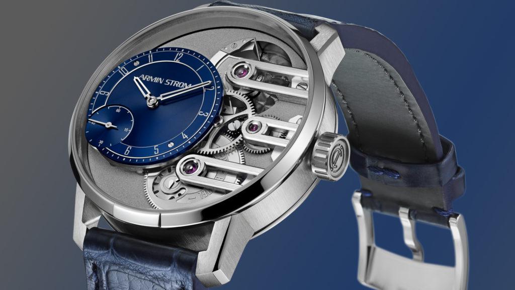 Armbanduhr Armin Strom