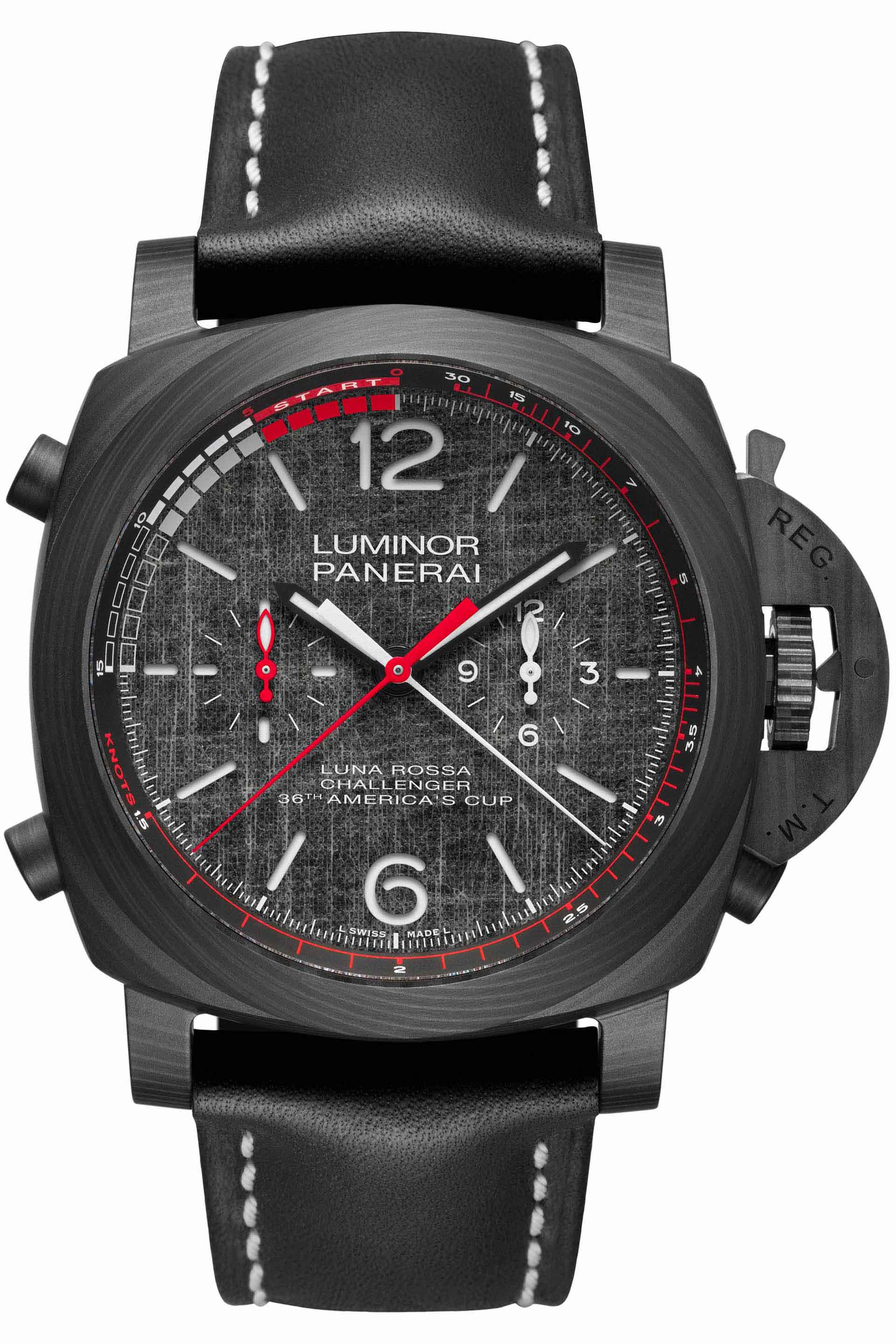 Panerai Luminor Luna Rossa Regatta