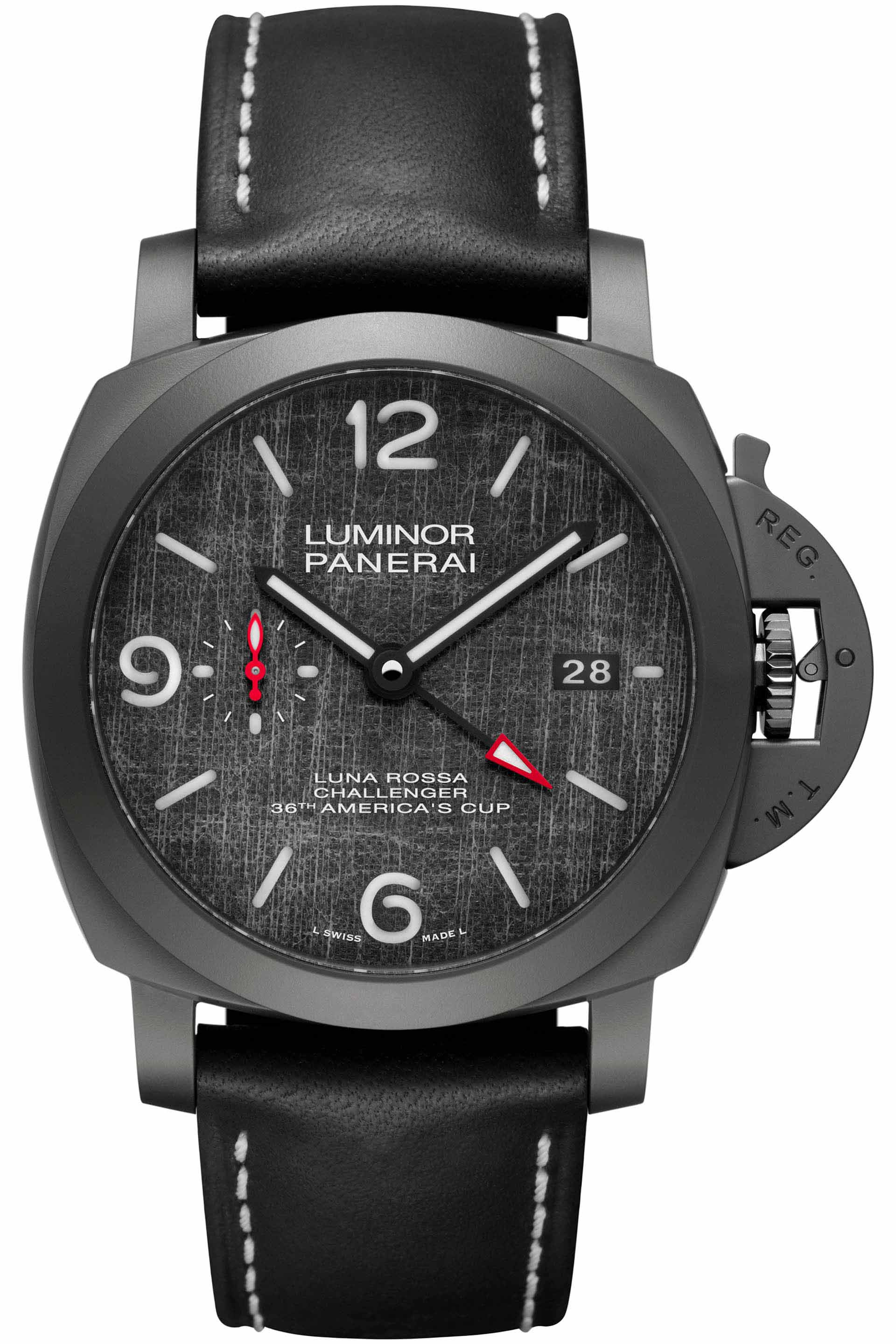 Panerai Luminor Luna Rossa GMT