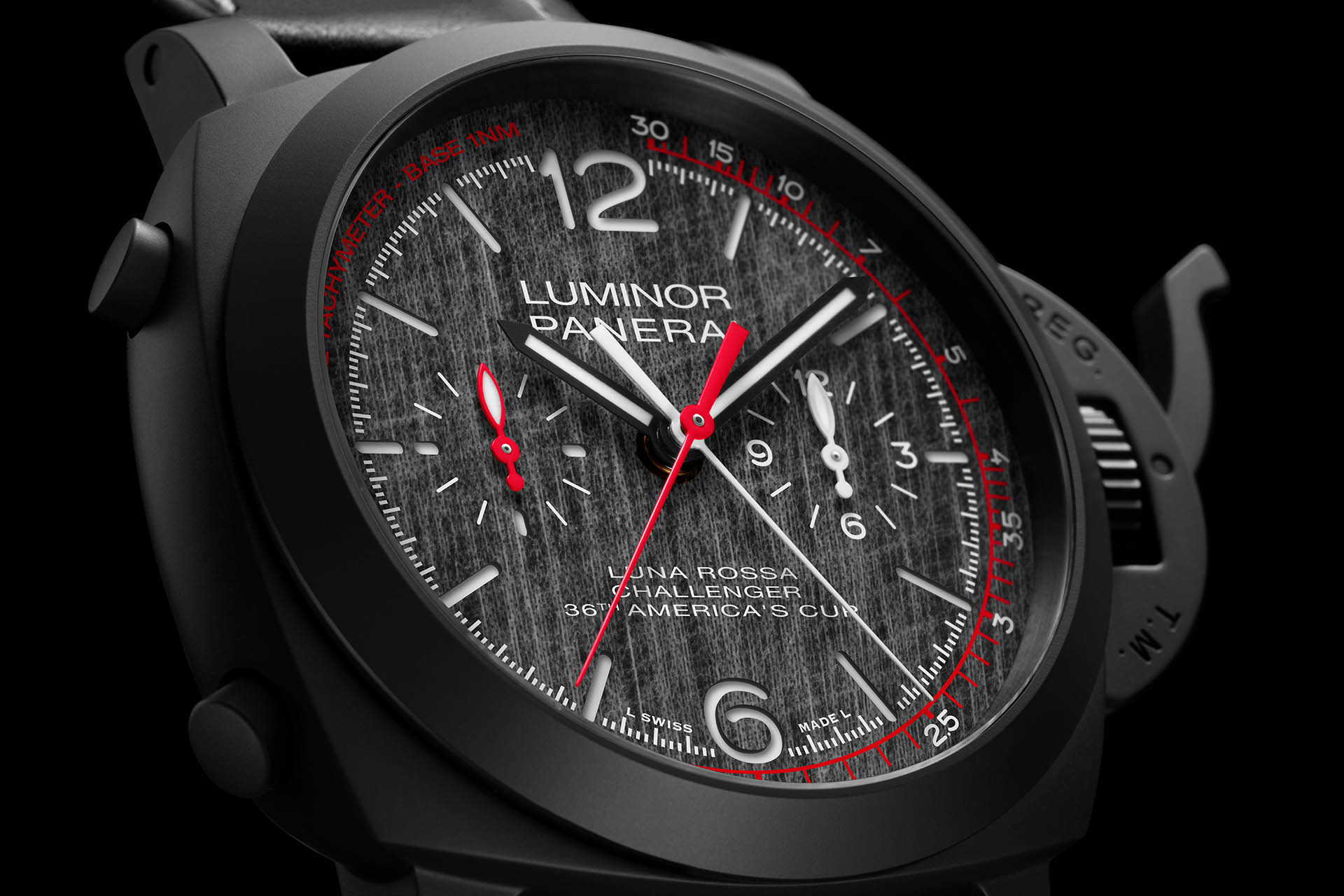 Panerai Luminor Luna Rossa Chrono Flyback