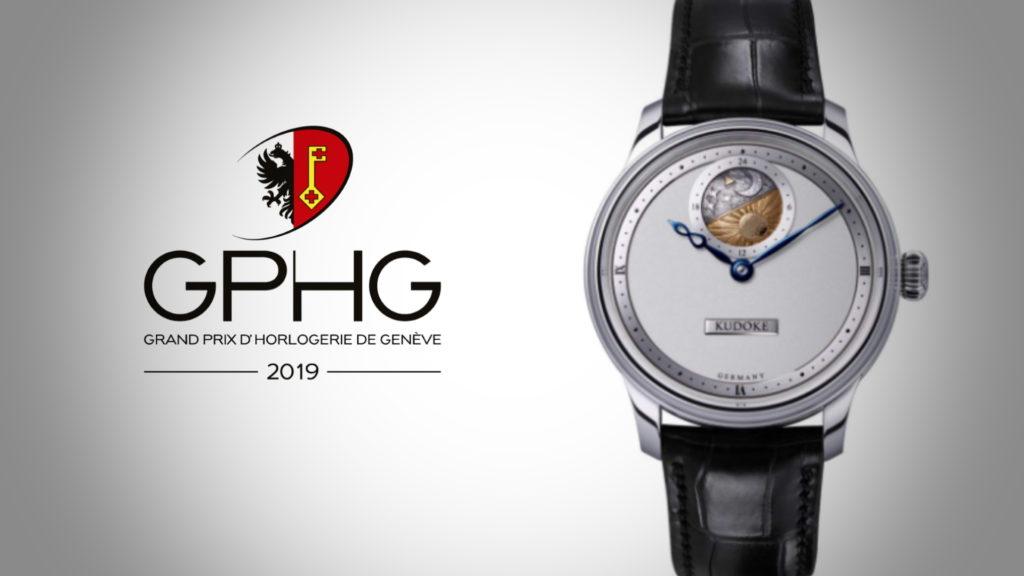 GPHG Grand Prix Horlogerie Stefan Kudoke