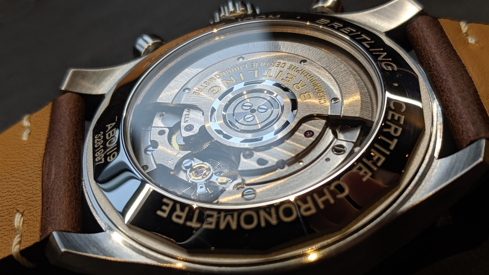 Manufaktur Uhrwerk