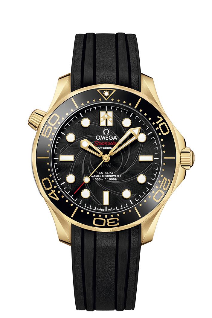 Goldene Uhr 007