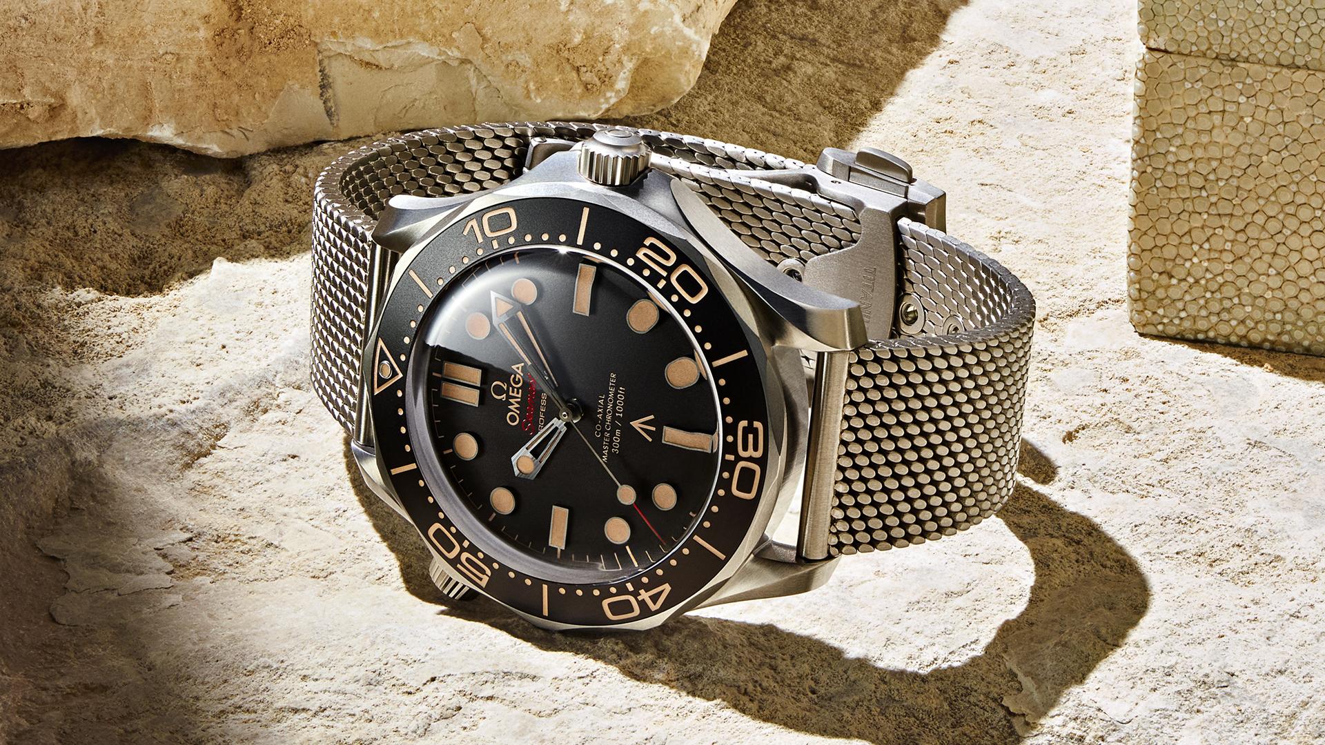 Armbanduhr James Bond