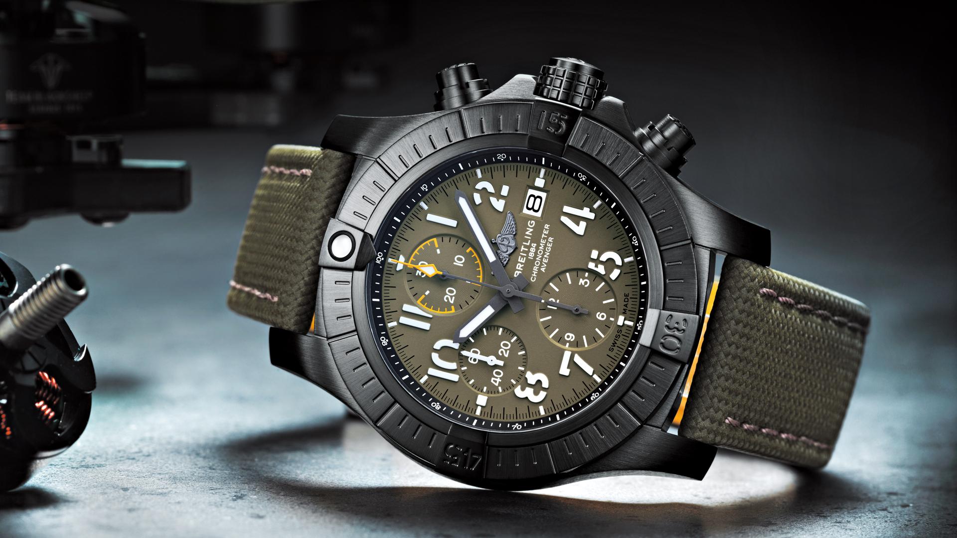 Breitling Armbanduhr