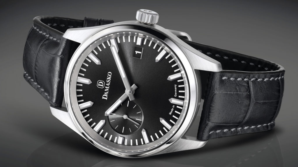 Damasko Armbanduhr