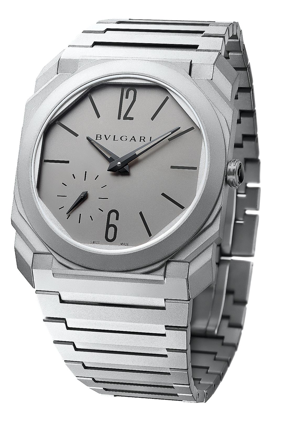 Armbanduhren Bulgari