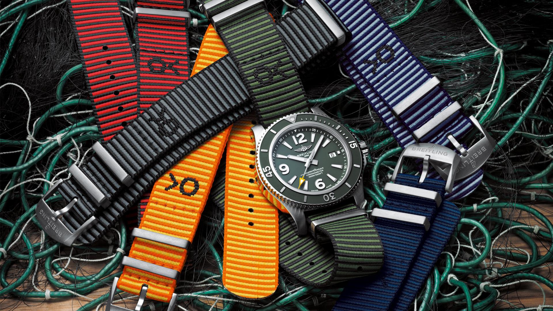 Breitling Armband