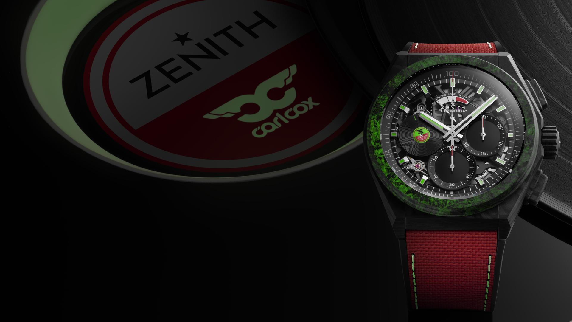 Zenith Defy