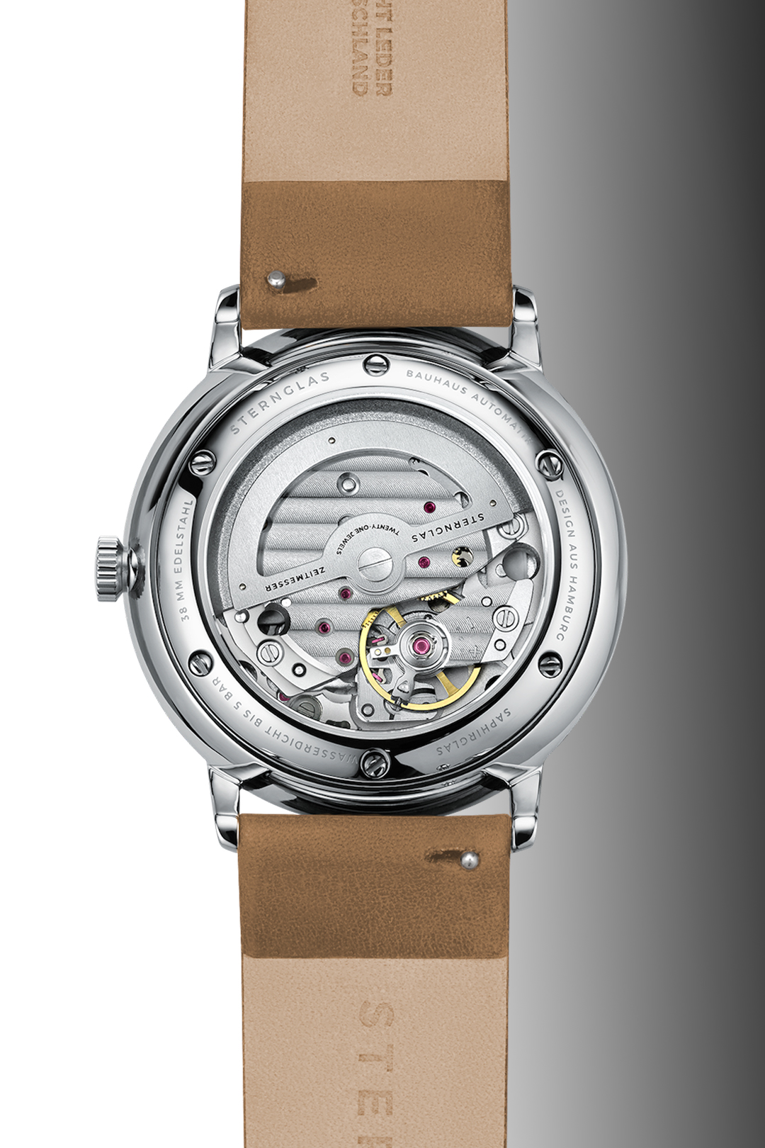 Sternglas Uhrwerk