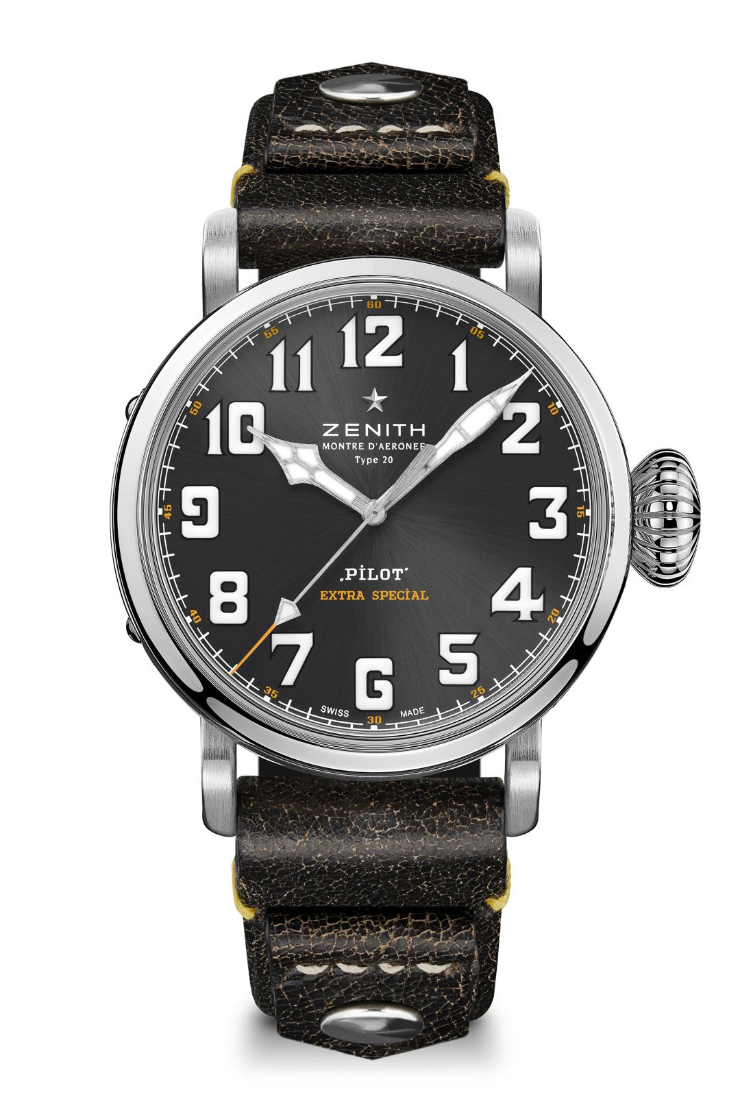 Armbanduhr Zenith