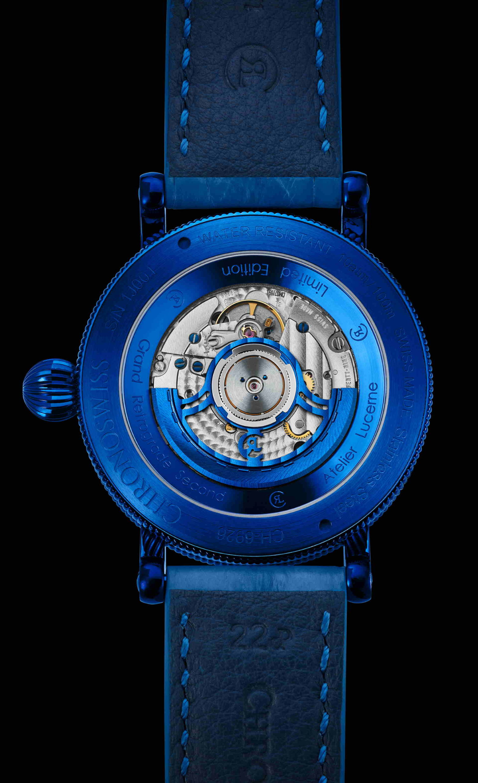 Chronoswiss: Flying Grand Regulator Open Gear ReSec