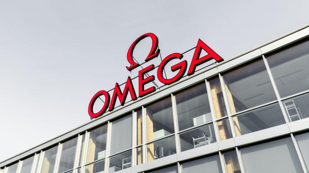 Omega Biel Swatch Group