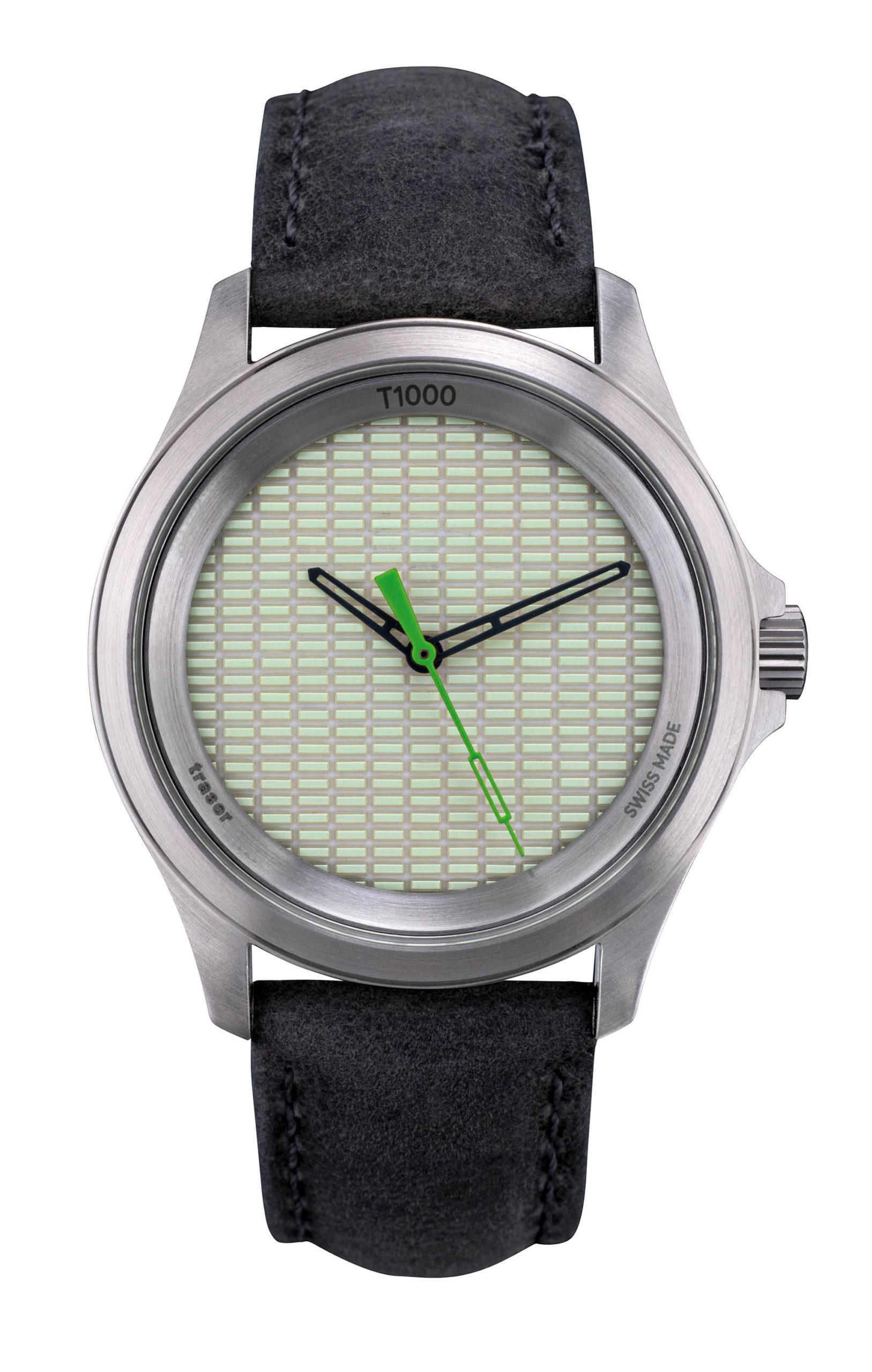 Traser T1000 hellste selbstleuchtende Uhr