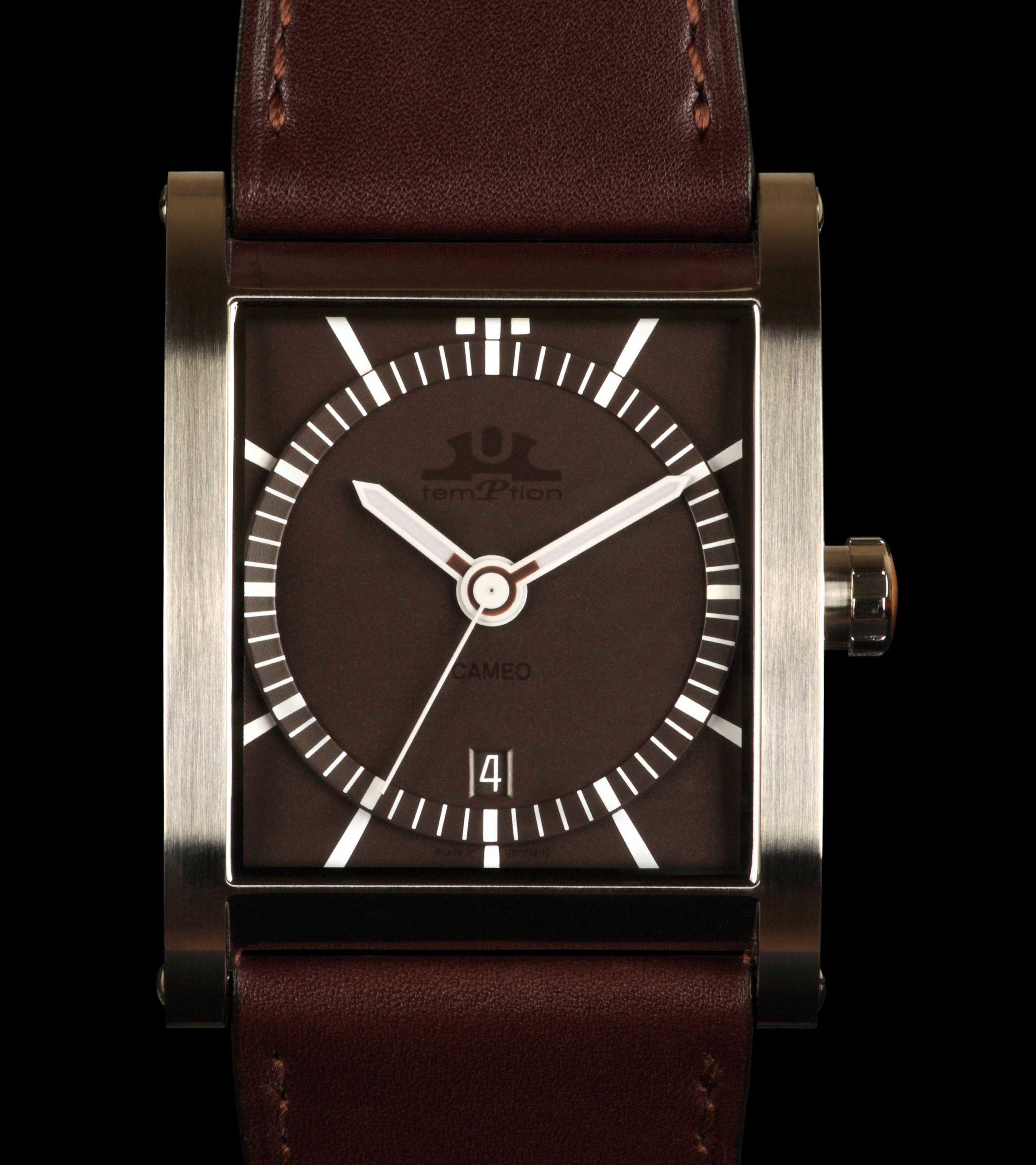 Armbanduhr Cameo von Temption