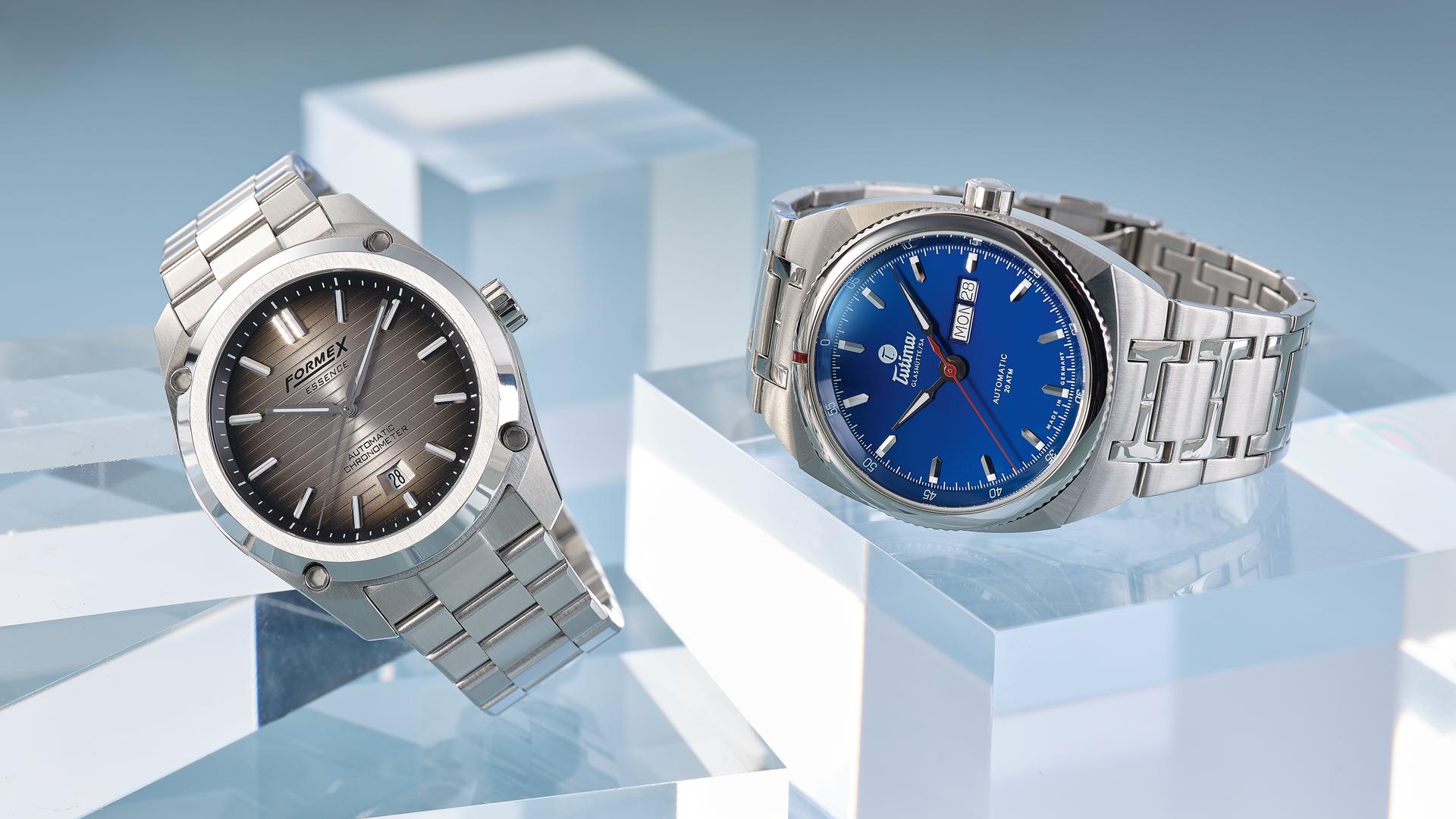 Integriertes Armband