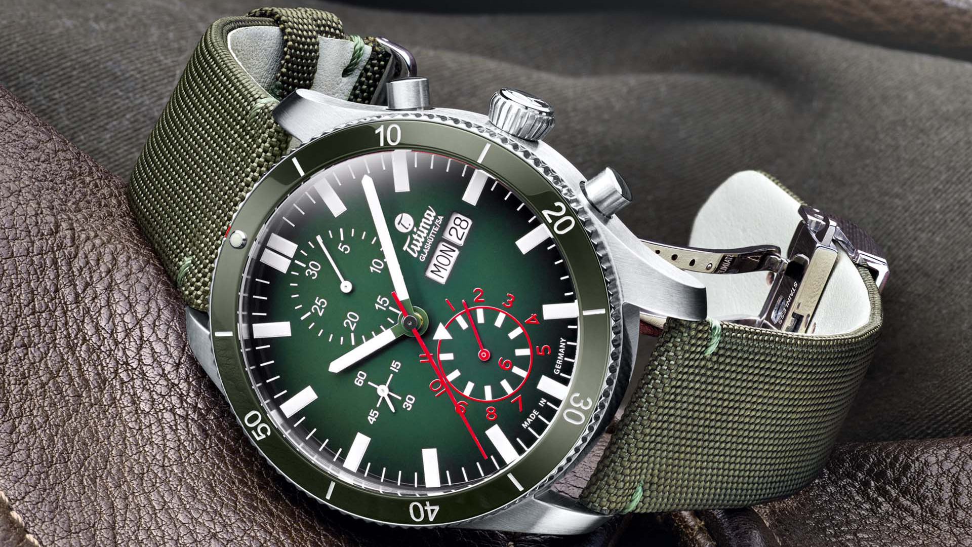 Tutima Grand Flieger Chrono