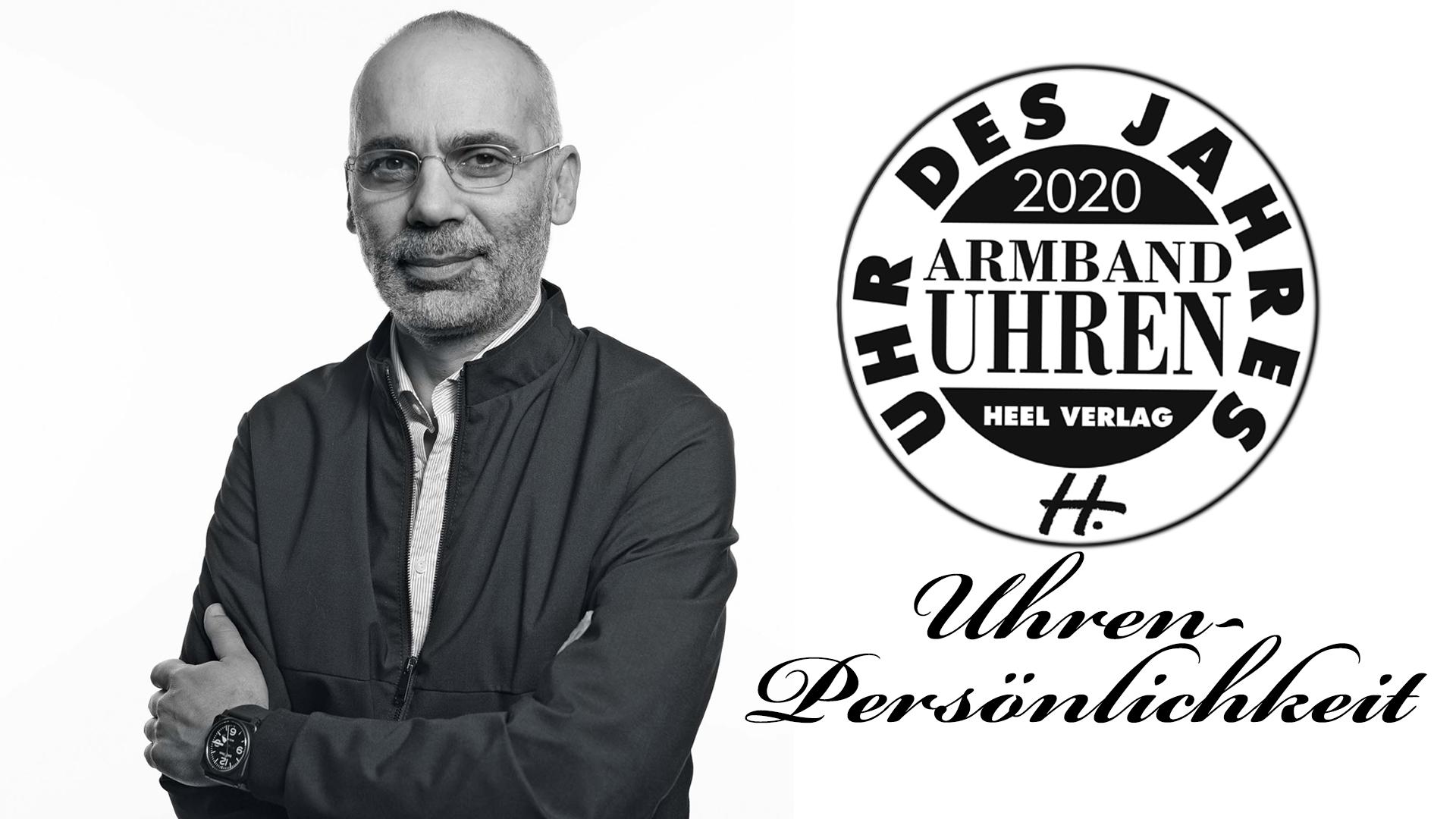 Uhr des Jahres 2020
