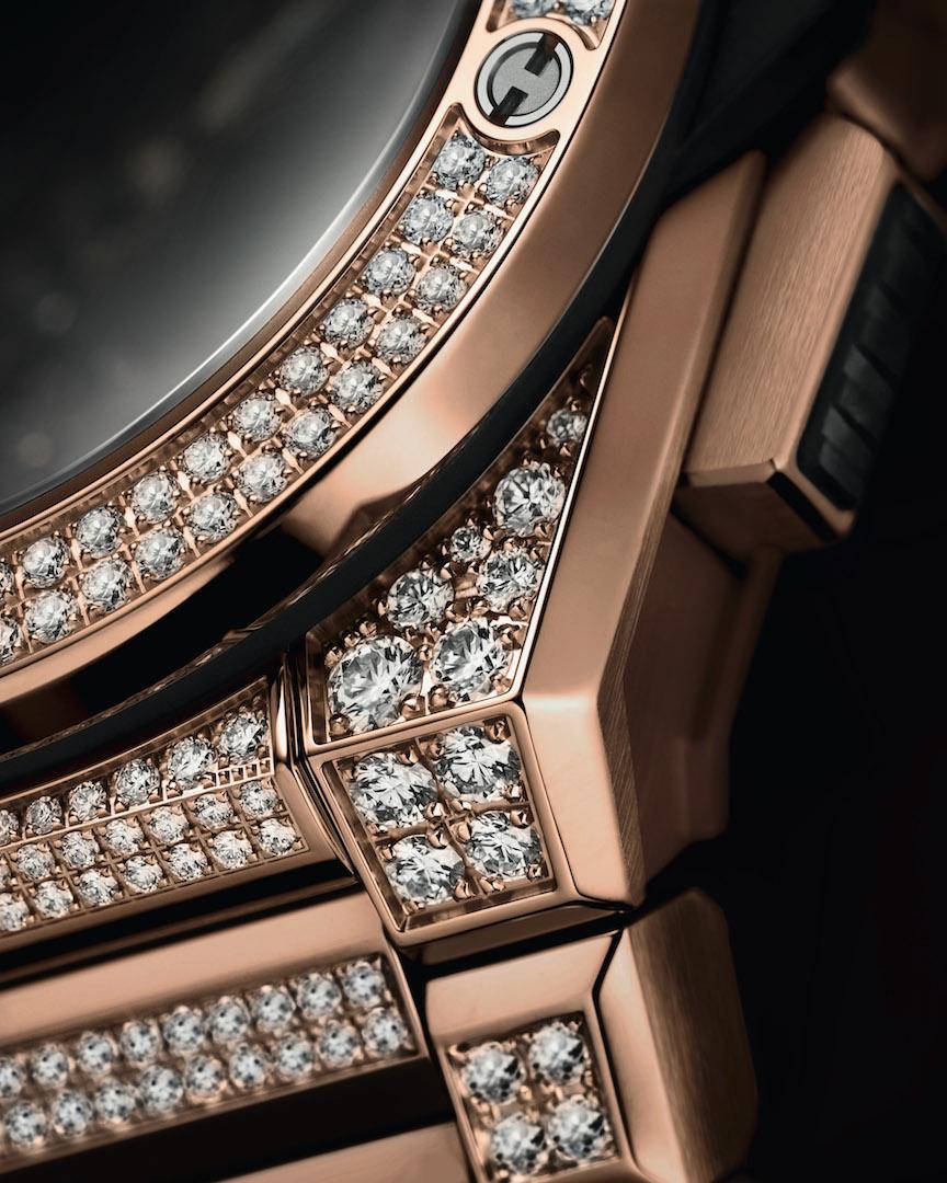 Big Bang Unico Bracelet KingGold Pavé