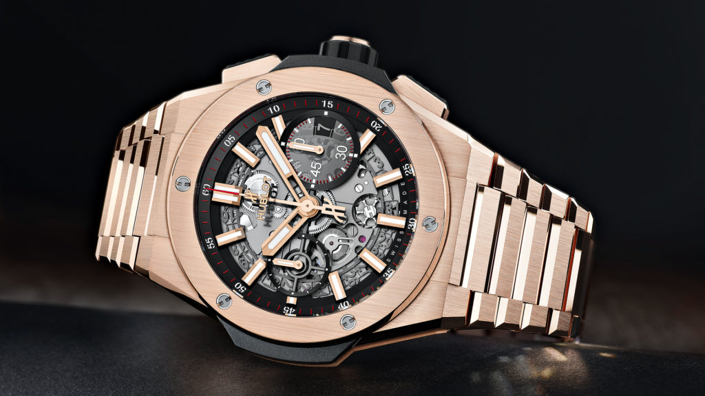 Hublot_Integral King Gold