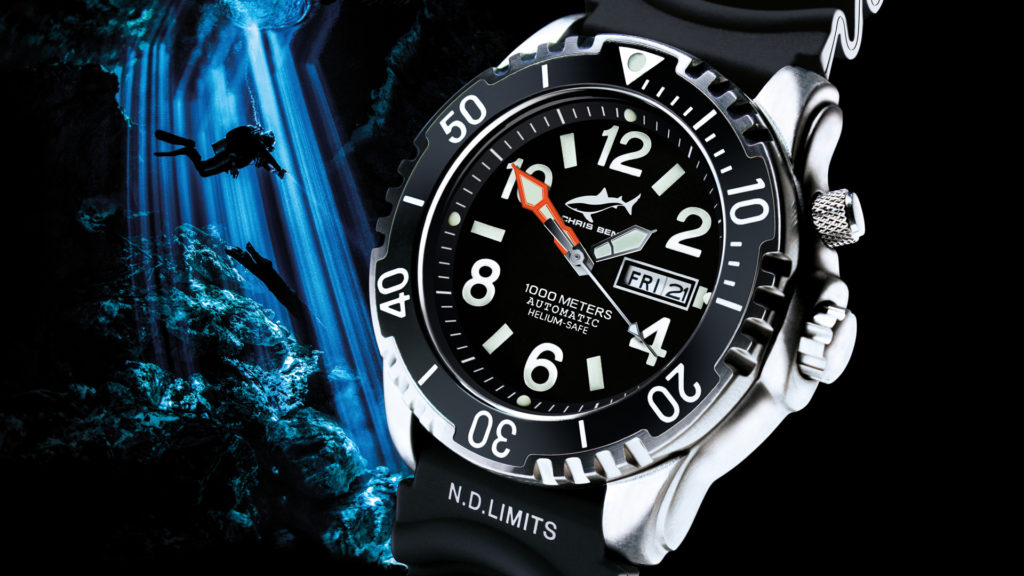 Chris Benz 1000M Automatic