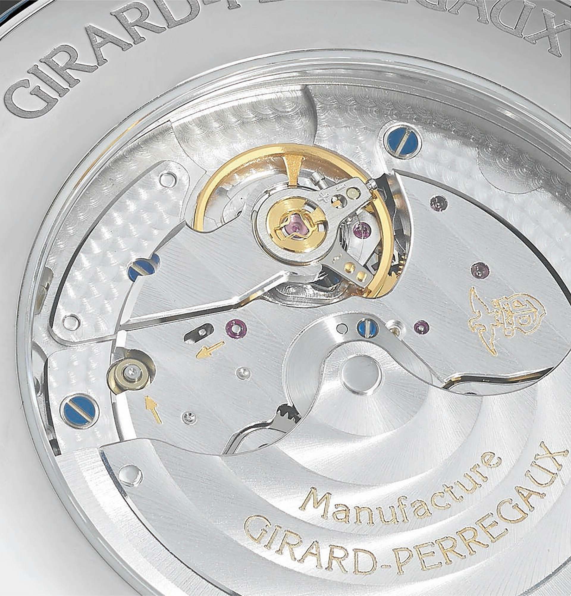 Girard-Perregaux Kaliber GP03300-0132