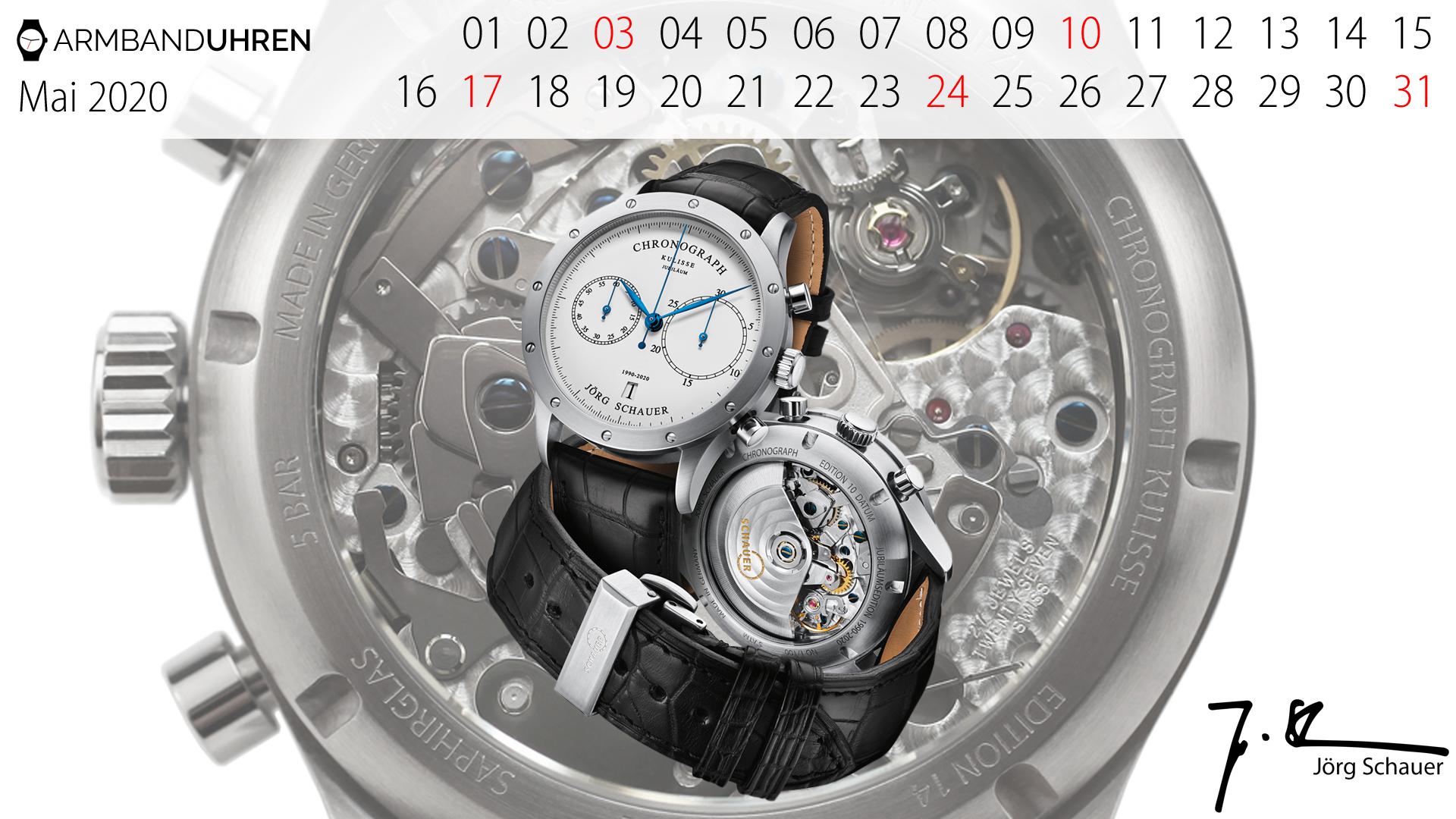 Stowa Uhr des Monats Mai 2020 bei Armbanduhren