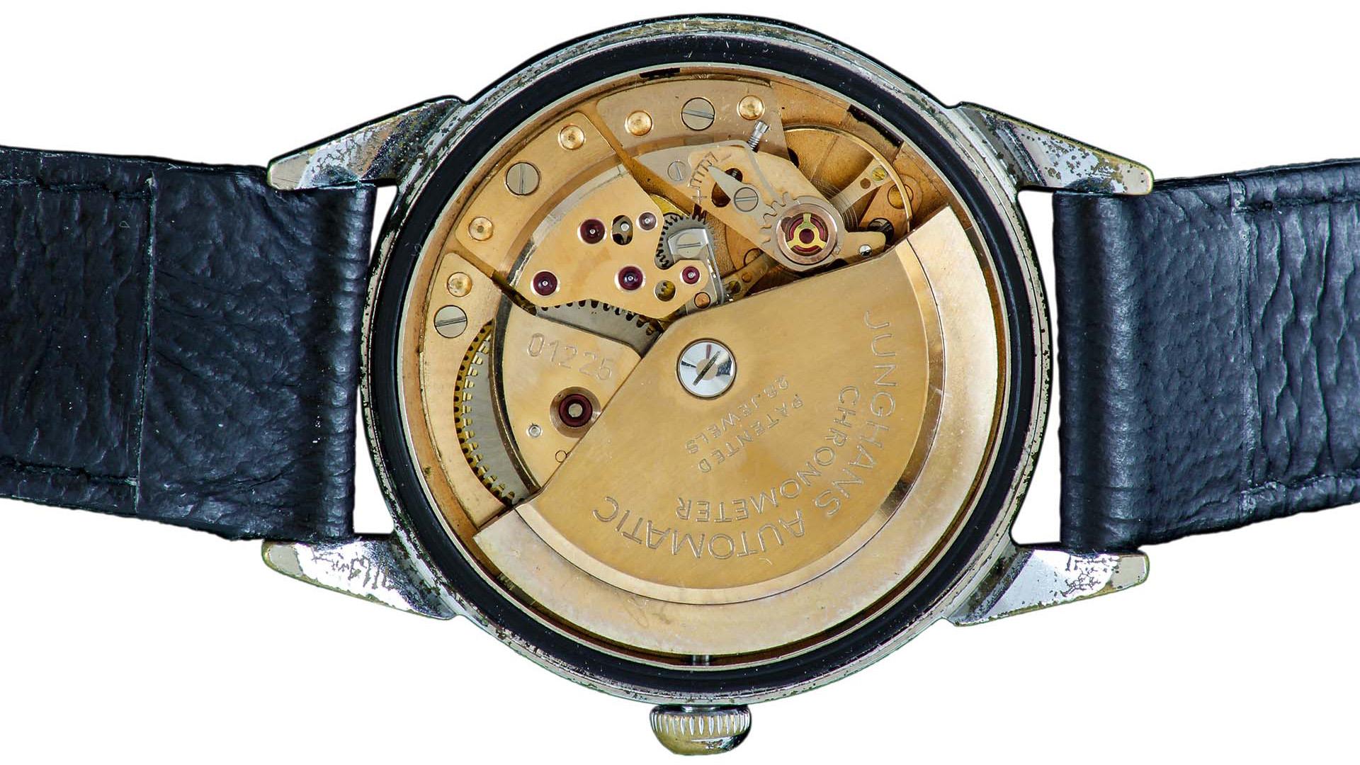 Junghans Automatik Chronograph