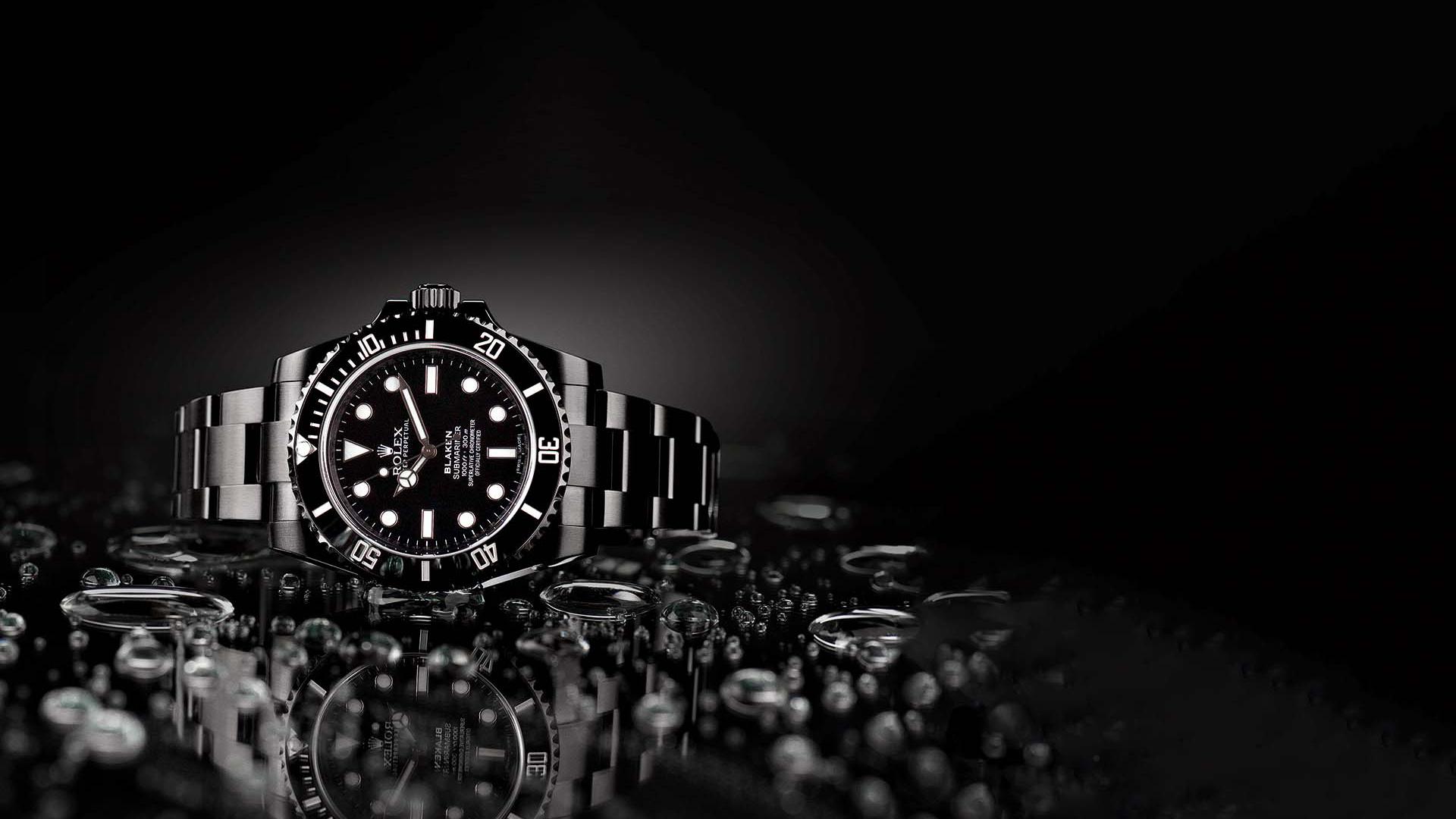 Rolex Blaken Submariner