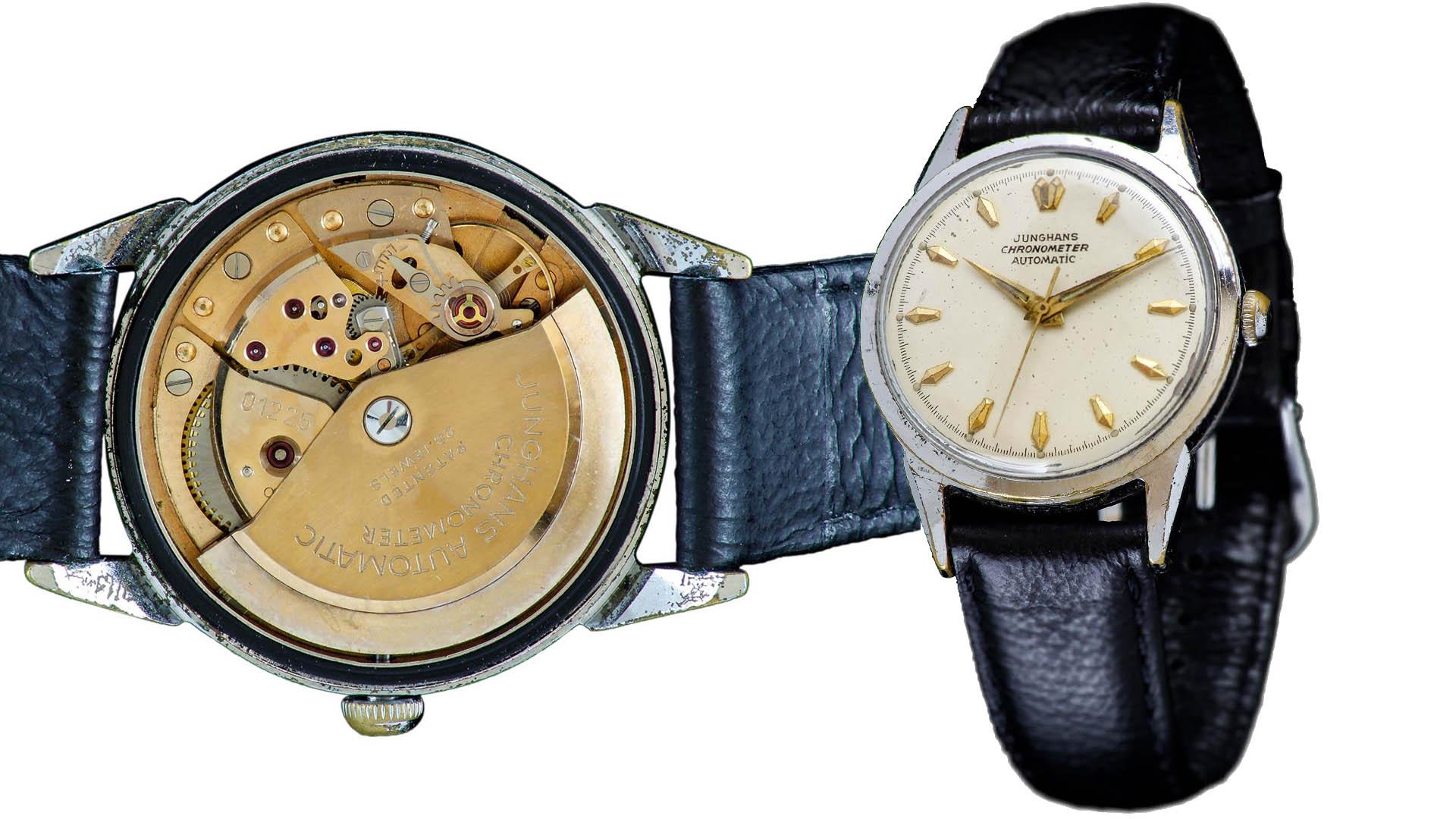 Junghans J83 Chronometer