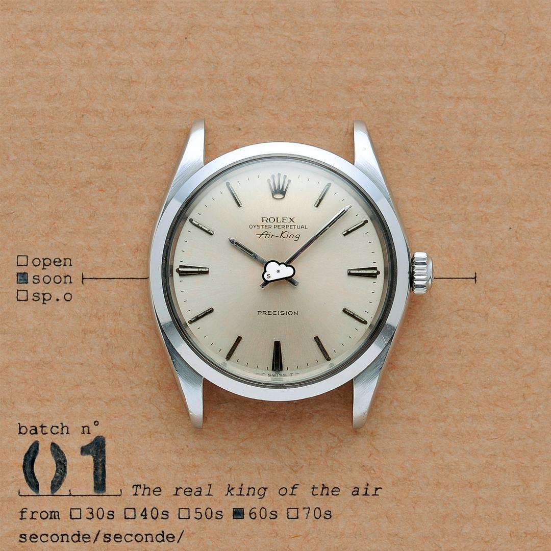 Vintage-Uhr Retro