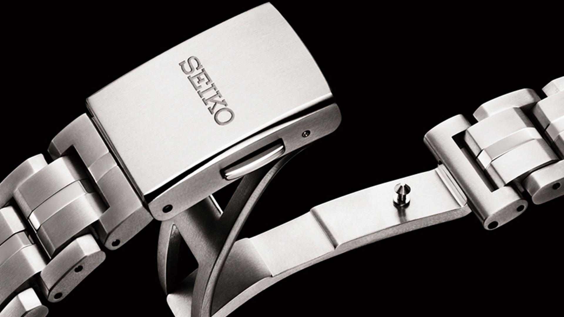 Seiko Astron Einfach-verstellbare-Schließe