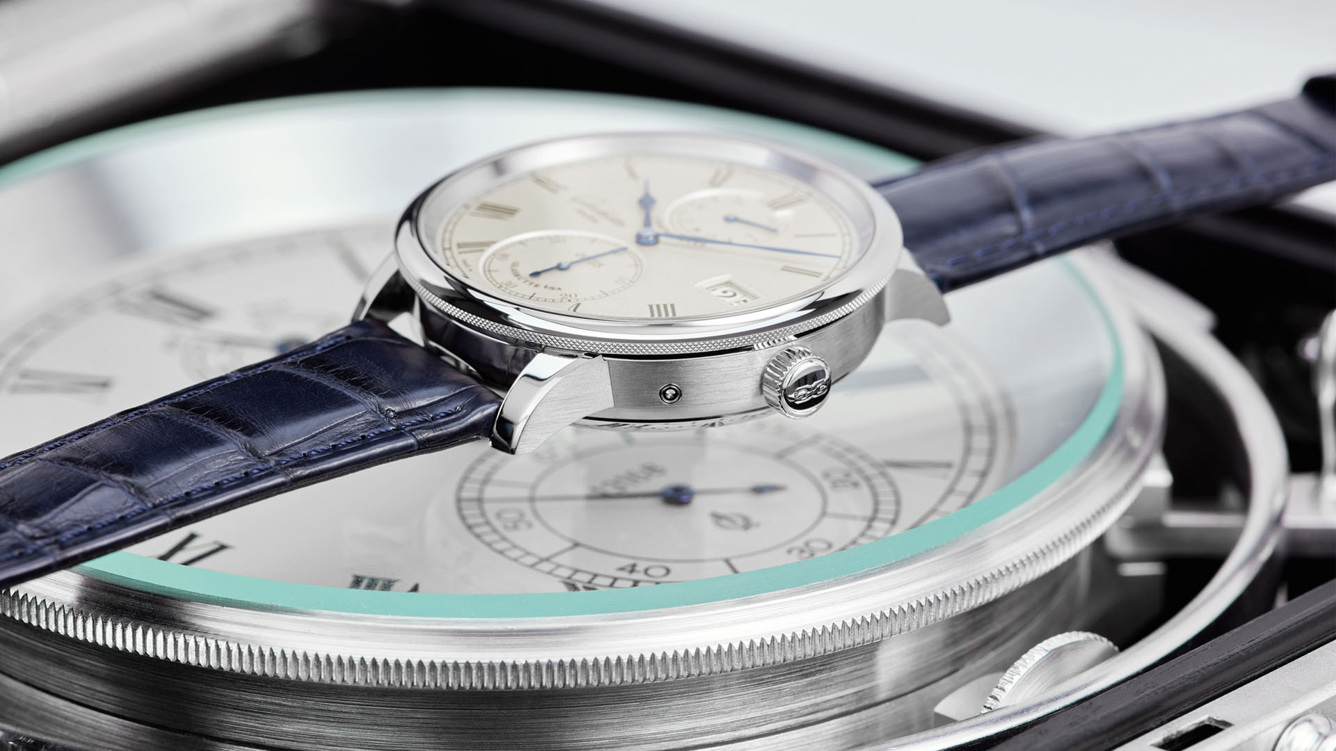 Marinechronometer und Senator Chronomet