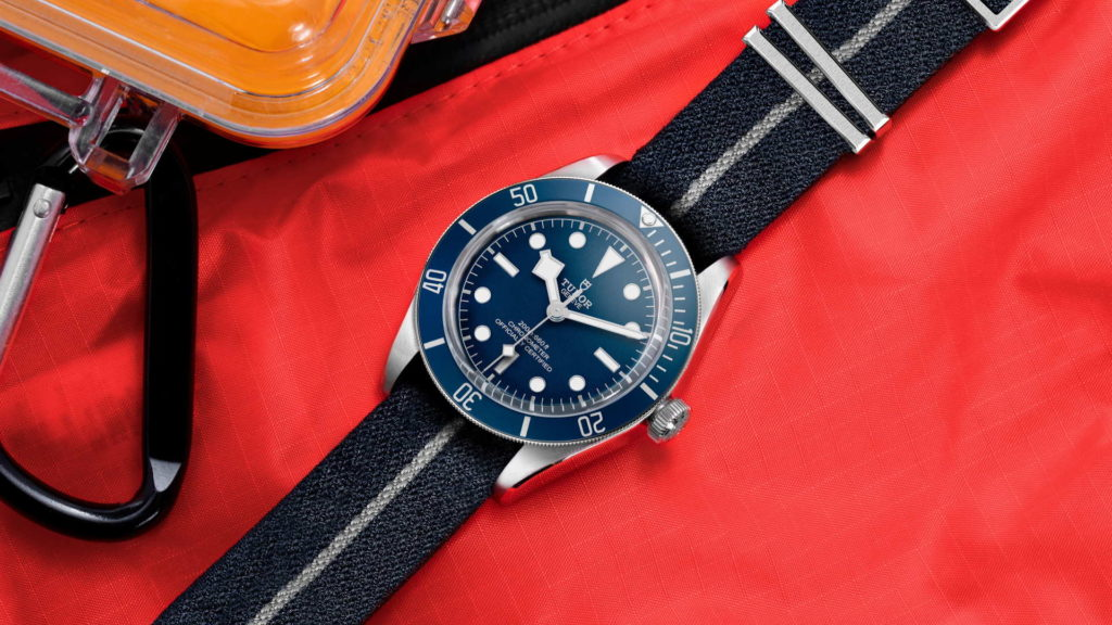Tudor Black Bay Fifty Eight Navy Blue