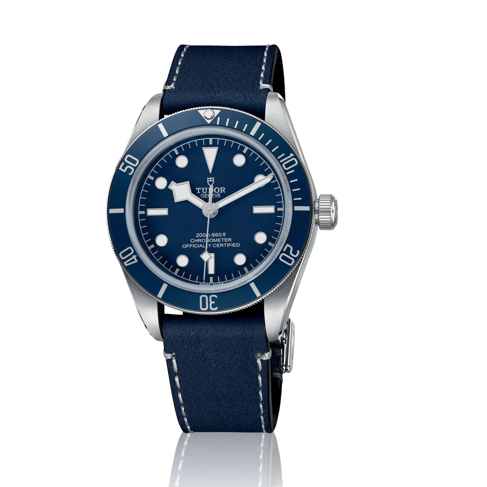 Tudor Black Bay Fifty Eight Navy Blue