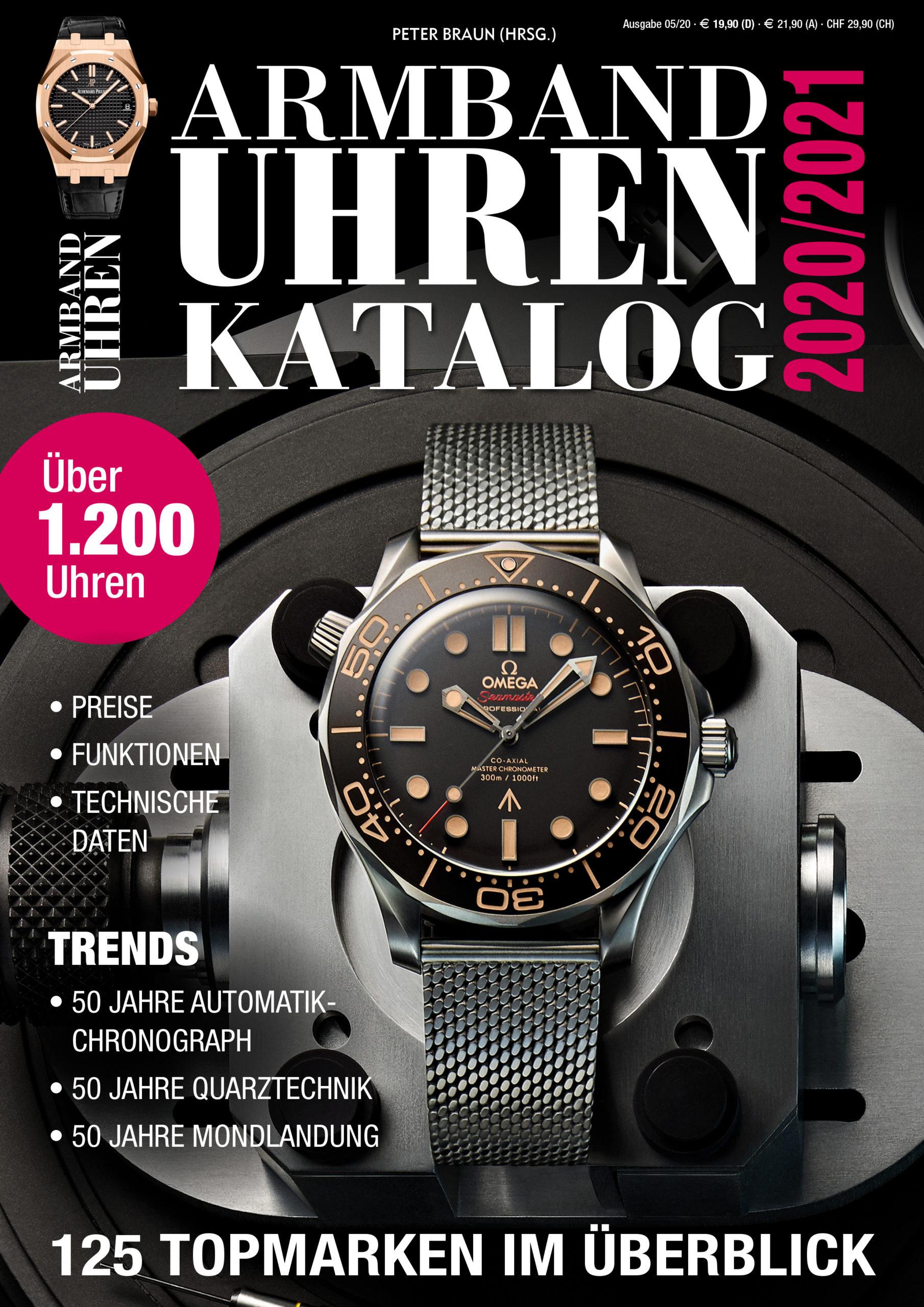 Armbanduhren-Katalog 2020/2021