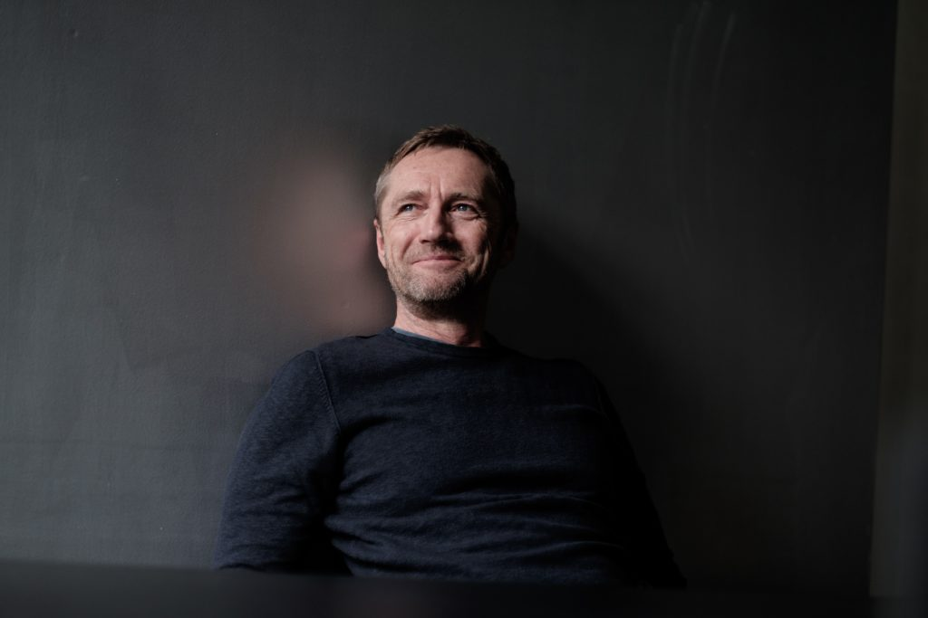Nomos Glashütte Rainer Schilling Berlinerblau