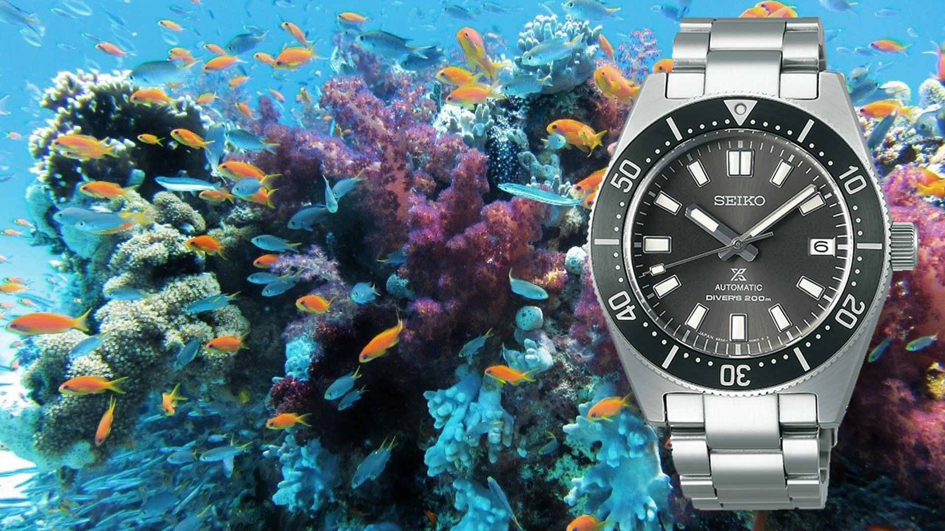 Seiko Scuba Diver's