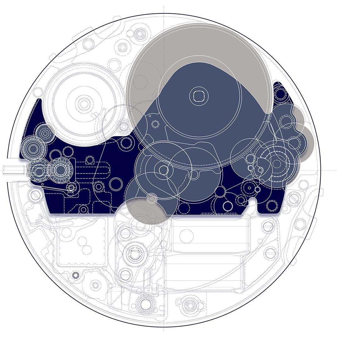 95RA Konstruktionszeichnung