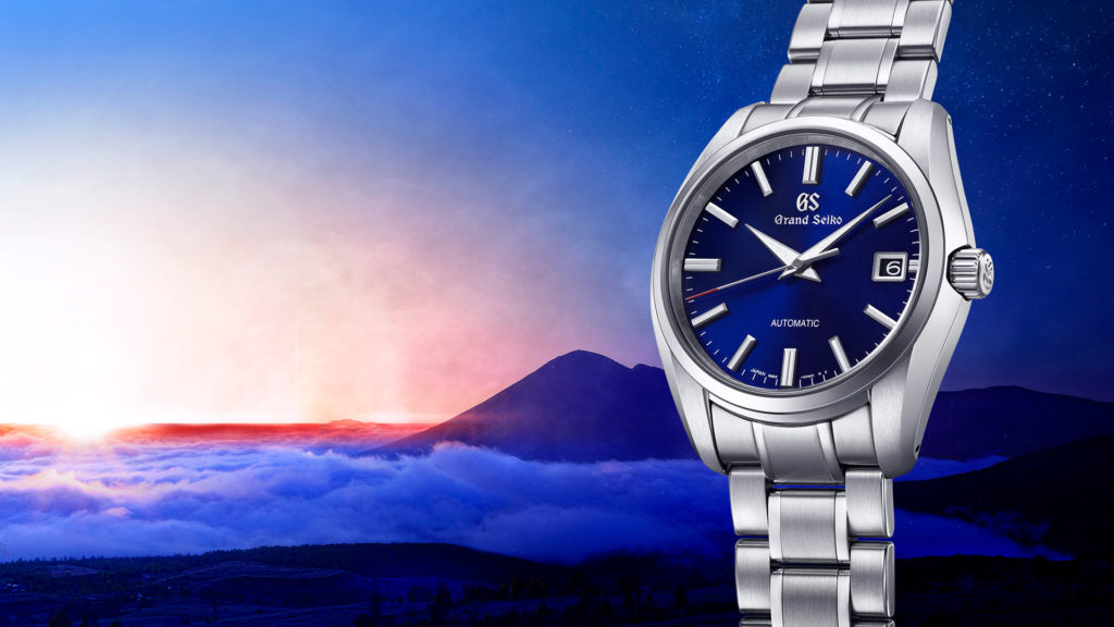 Grand Seiko 60th Anniversary Limited Edition SBGR321