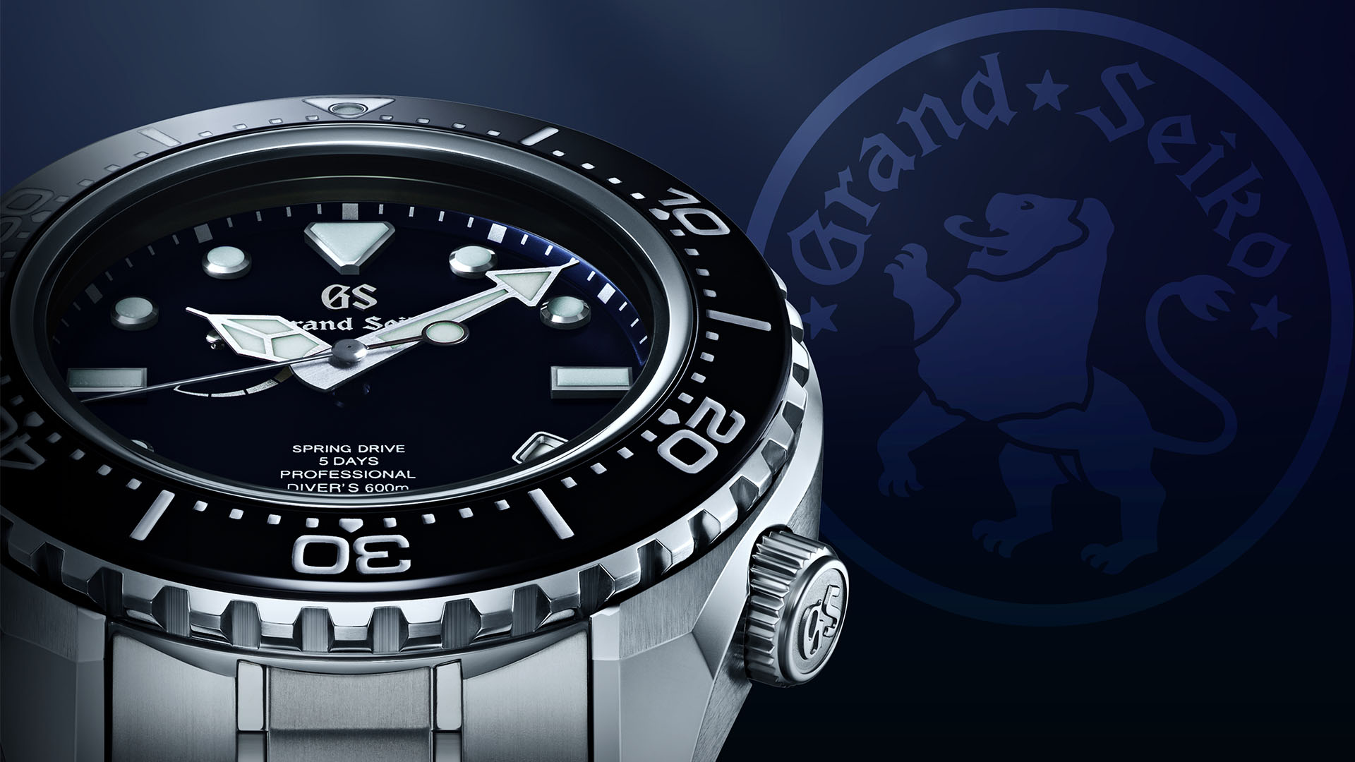 Grand Seiko Sport Spring Drive GMT